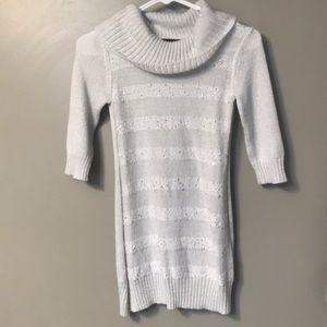 AMY BYER Girl's Turtleneck Sweater Dress